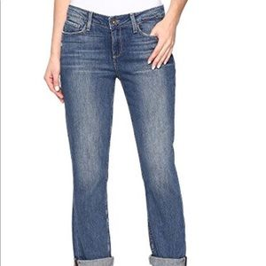 PAIGE Anabelle Slim in Collin Size  29in.     #3